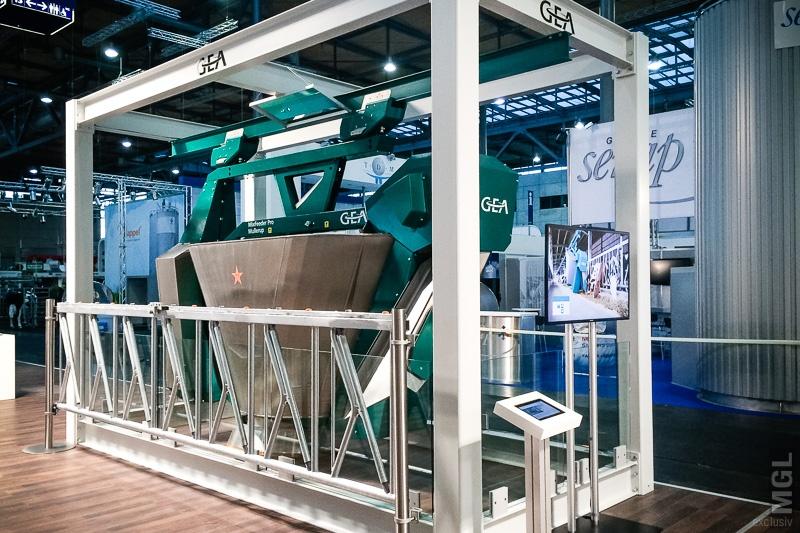 M. Grosse-Lohmann GmbH - Messestand