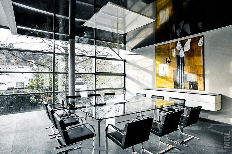 M. Grosse-Lohmann GmbH - Glastisch